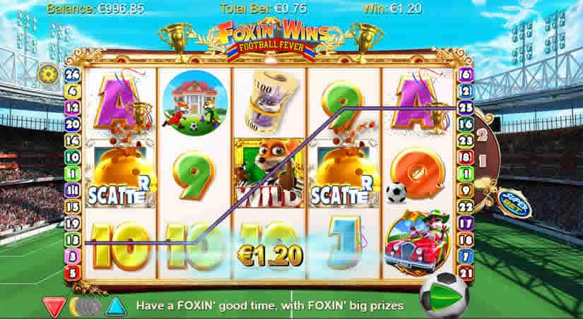 Virtual Reality Slots Foxin Wins Slot by Nextgen