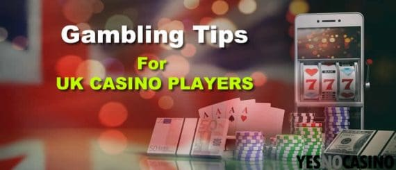 Gambling Tips for UK Online Casino Players