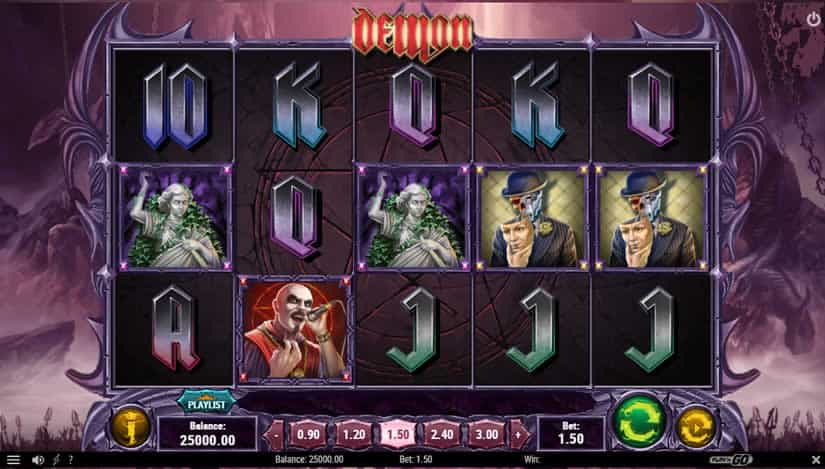 Demon Slot by Play'N Go