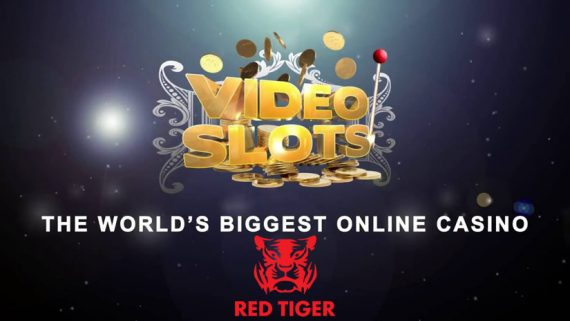 Videoslots Casino Partners with Red Tiger