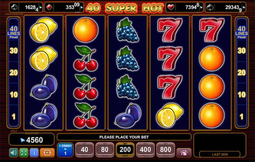 Egt Slots Casinos Euro Game Technology Software Review Yesno