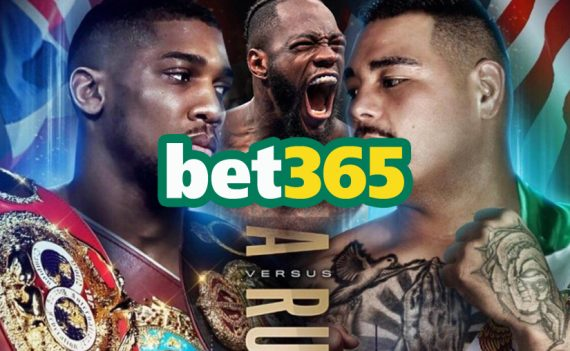 Joshua Wilder vs Ruiz by Bet365