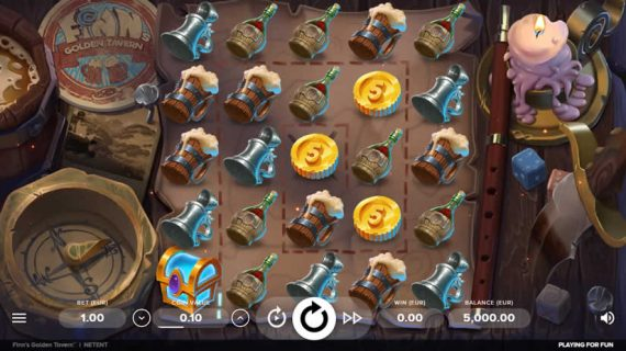 Best slots to play in January 2020: Finn's Golden Tavern by Netent