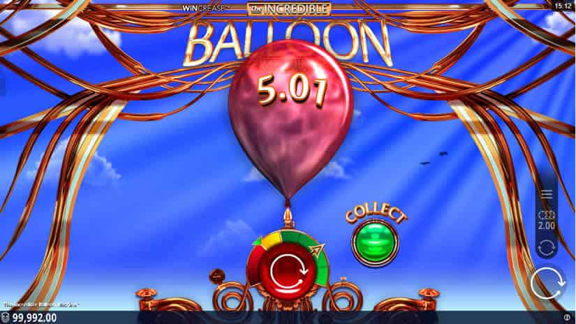 The Incredible Balloon Machine slot by Microgaming: One of the best slots to play in February 2020