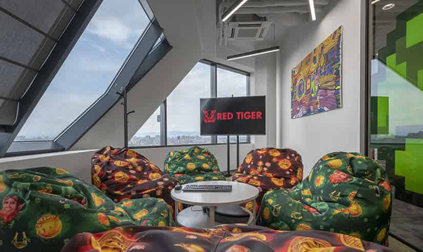 Red Tiger Gaming Offices