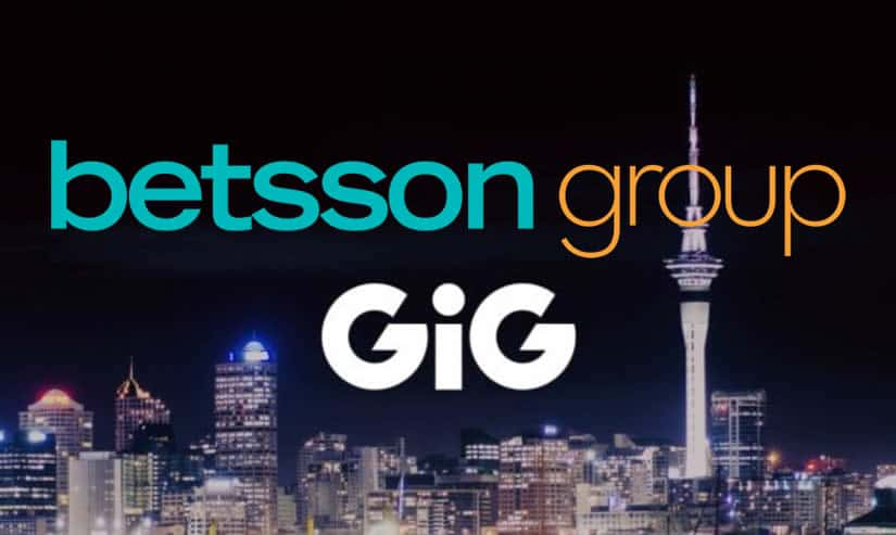 Betsson group acquires GIG casino brands