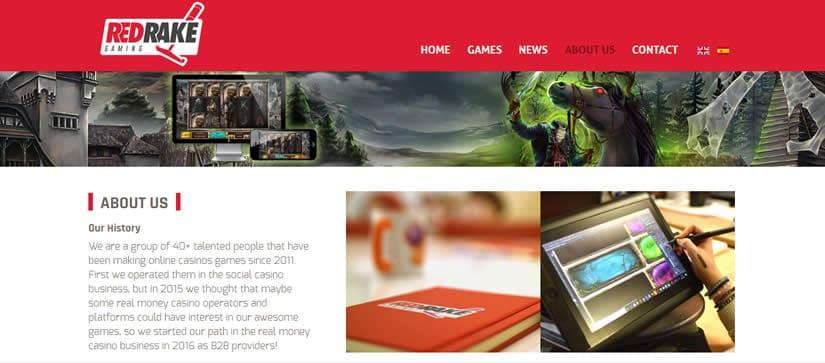 Red Rake Gaming Company