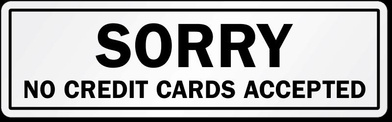 UK Casinos ban Credit Cards