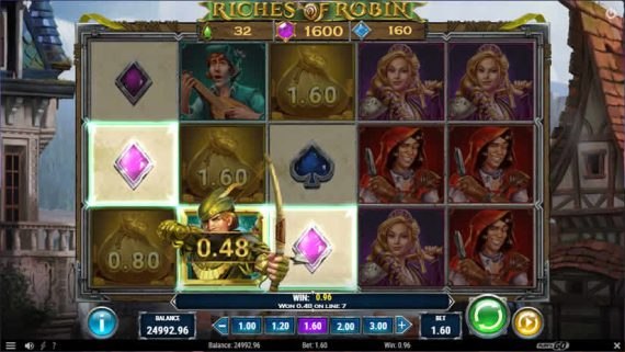 Riches of Robin slot by Play'N Go: Best slots to play in April 2020