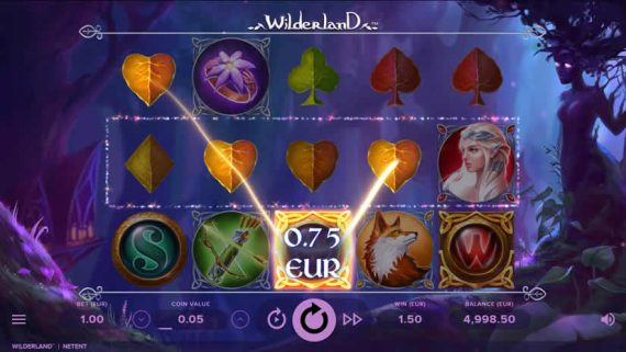 Wilderland slot by NetEnt: Best slots to play in April 2020