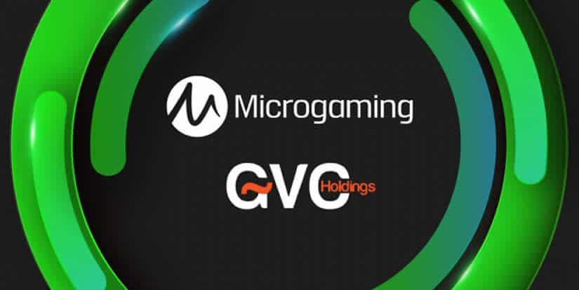 Microgaming & GVC partnership 2020