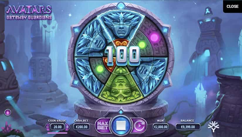 Avatars Gateway Guardians slot by Yggdrasil Gaming: Best slots to play in June 2020