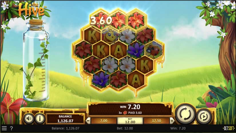 The Hive slot from Betsoft: One of the best slots to play in July 2020