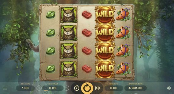Best slots to play in August 2020: Druid Dreams slot by NetEnt