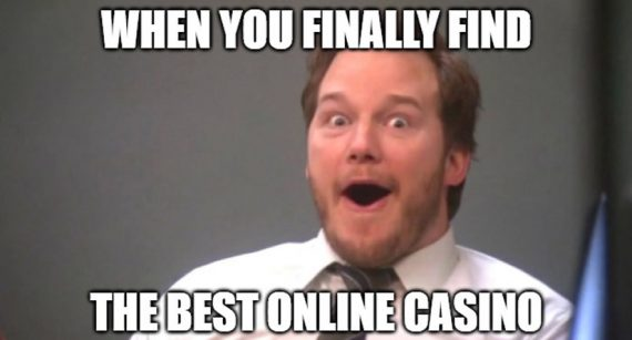 Finding the Best Online Casino