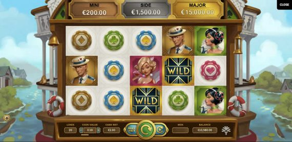 Best slots to play in August 2020: Jackpot Express slot by Yggdrasil Gaming
