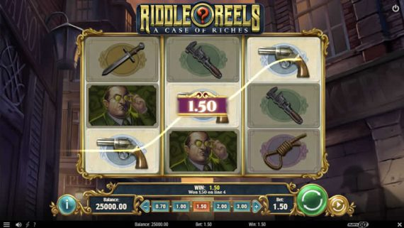 Best slots to play in August 2020: Riddle Reels slot from Play'N Go
