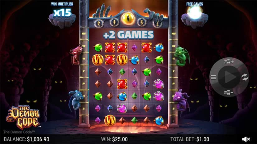 Demon Code slot by SG Digital: One of the best slots to play in September 2020