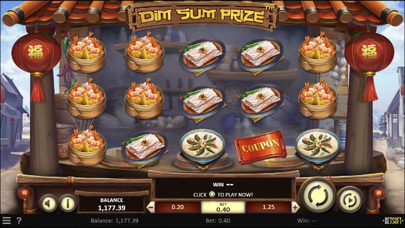 Dim Sum slot by Betsoft: one of the best slots to play in October 2020