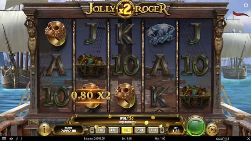 Jolly Rogers 2 Slot by Play N Go: One of the best slots to play in September 2020